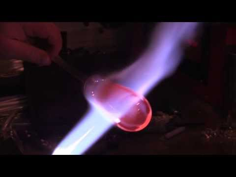 How to make an Oil Rig (Amphora shape) || REVERE GLASS ||