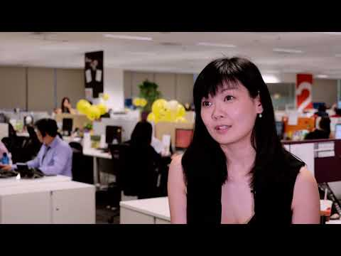 Life at DBS - Credit Management Officer
