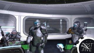 The First Five Minutes Of My Favorite Star Wars Video Game(In honor of May the fourth, Fahey plays through the opening minutes of Star Wars: Republic Commando, his personal favorite Star Wars game., 2015-05-04T15:01:20.000Z)