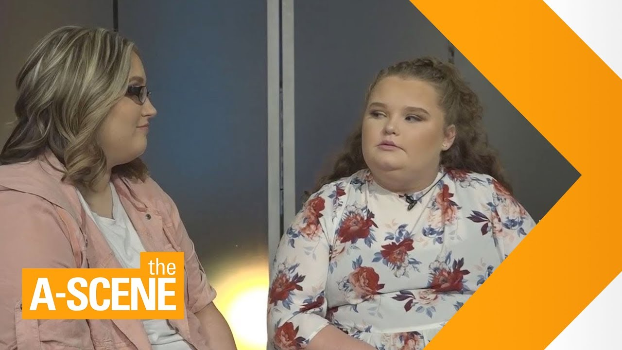 Honey Boo and Pumpkin spill the beans on 'Mama June: From Not to Hot'
