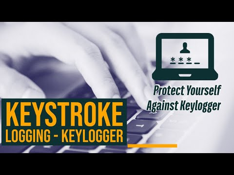 How to use Keylogger and Steal Passwords !! Knowledge Purpose Only