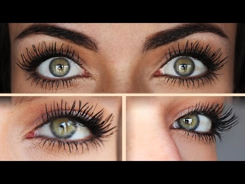 All About Mascara: Make Your Lashes Look Longer And ...