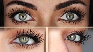All About Mascara: Make Your Lashes Look Longer And Thicker ...
