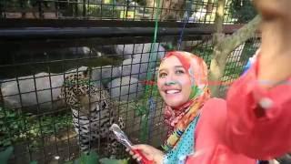 DIARY LAUDYA CHYNTIA BELLA - Menikmati Keindahan Ciptaan Tuhan Di Kota Malang (28/02/16) Part 1/3