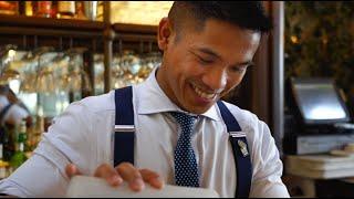 Behind The Bar with Joseph Bolaños | Four Seasons Hotel Dubai International Financial Centre