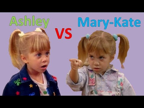 Ashley Vs Mary-Kate Serious Scenes