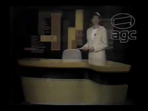 Chamada programação Manchete - 1993