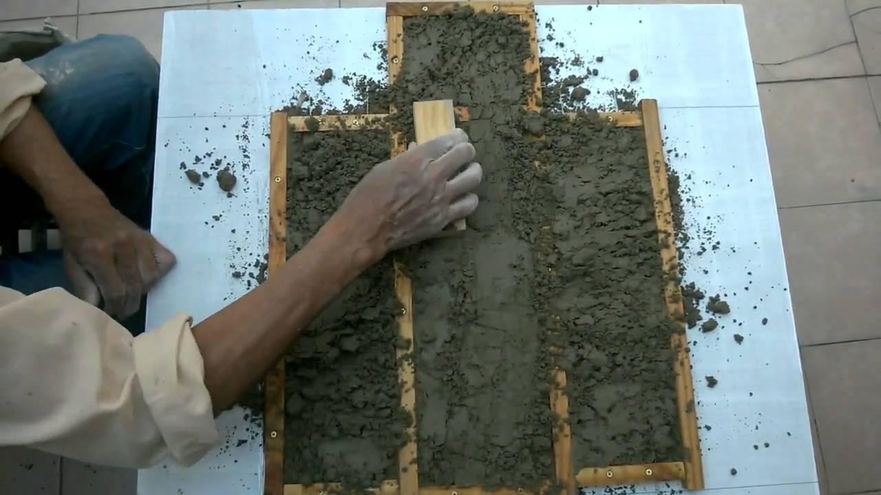 Macetas de cemento ok 16 youtube - Macetas de cemento ...