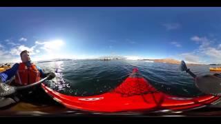 Antarctica 360° VR Video