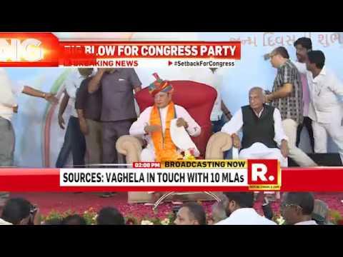 Big Blow For Congress Party | Republic TV