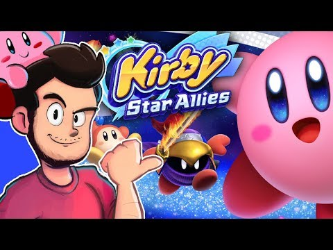 Kirby: Star Allies - AntDude