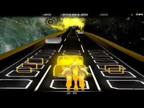Audiosurf: 2pm - Tetris