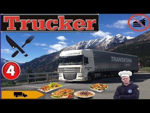 94.Kamionos receptek 4.rész. A kamionos élet és ami mögötte van.