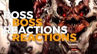 Boss Reactions [Doom 2016] Spider Mastermind