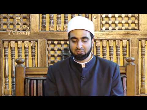ما هو القرآن بالإنجليزية من رواق الأزهر - الشيخ صهيب سعيد
