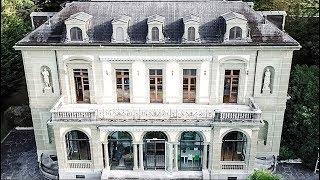 Бизнес школы Швейцарии: EU Business School Montreux в 4K. MBA, Инвестиции, Финансы