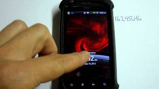 HTC Droid Incredible 2 Unlock with GSMLiberty.net Service