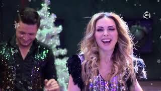Manana Caparidze - Let's Twist again  (ATV MAQAZİN 10LARLA Köhnə Yeni İl)