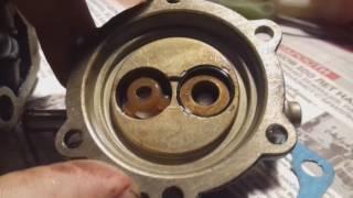 Ремонт бензонасоса ВАЗ 2107. Фото, видео.