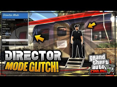 GTA 5 - NEW DIRECTOR MODE GLITCH 1.42  *SAVE RARE OUTFITS* DM TRAILER GLITCH (Modded Outfits)
