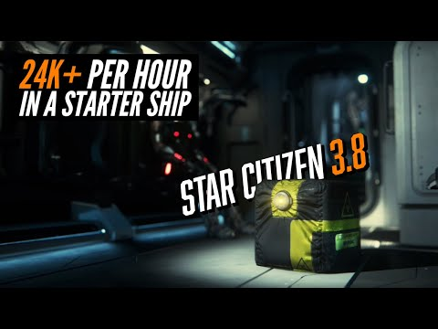 The only money guide you need - starter ships [Star Citizen]
