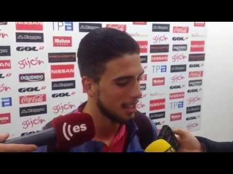 José Aurelio, portero del Barcelona B, regresó a casa