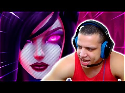 Tyler1 Reacts to Reworked Kayle and Morgana | Best Way to End 97-0 Winning Streak RAT IRL | TF Blade