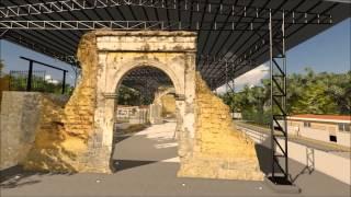 Preservacion de las Ruinas de San Sebastian