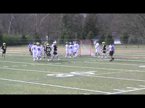 Lafayette v MICDS Boys' Lax, April 5 2016