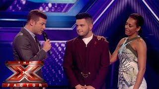 Paul Akister's Best Bits | Live Results Wk 5 | The X Factor UK 2014