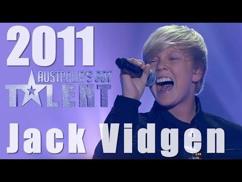 Jack Vidgen - And I Am Telling You - Jennifer Holliday - 2011 - Australia's Got Talent