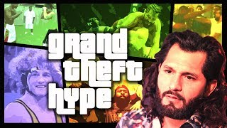Jorge Masvidal - Grand Theft Hype
