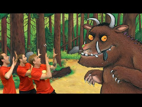 The Book Boys Sing The Gruffalo Song!