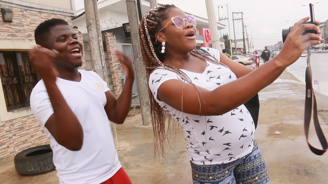 A Ghanaian Travelled 500Km To Surprise A Nigerian YouTuber