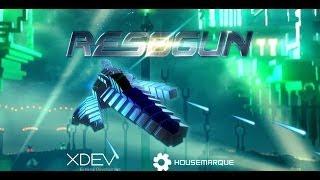 Resogun - Review (PS4 Game!)