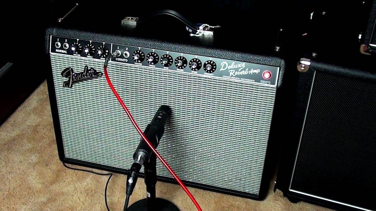 Fender Deluxe Reverb vs Two-Rock Studio Pro 22 - YouTube