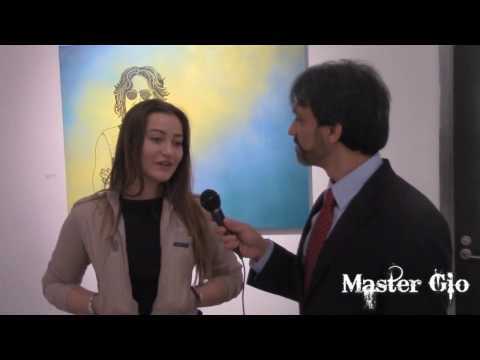An Interview with Artist Kira Lee at Her Art in NYC 2/2/17