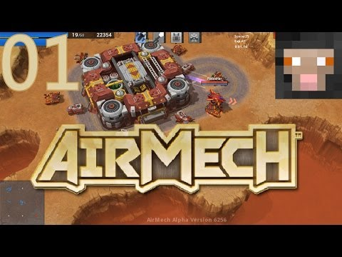 Air Mech Ep  1 I've completely forgotten how to game