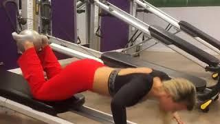 Gravity Pilates Exercises 9