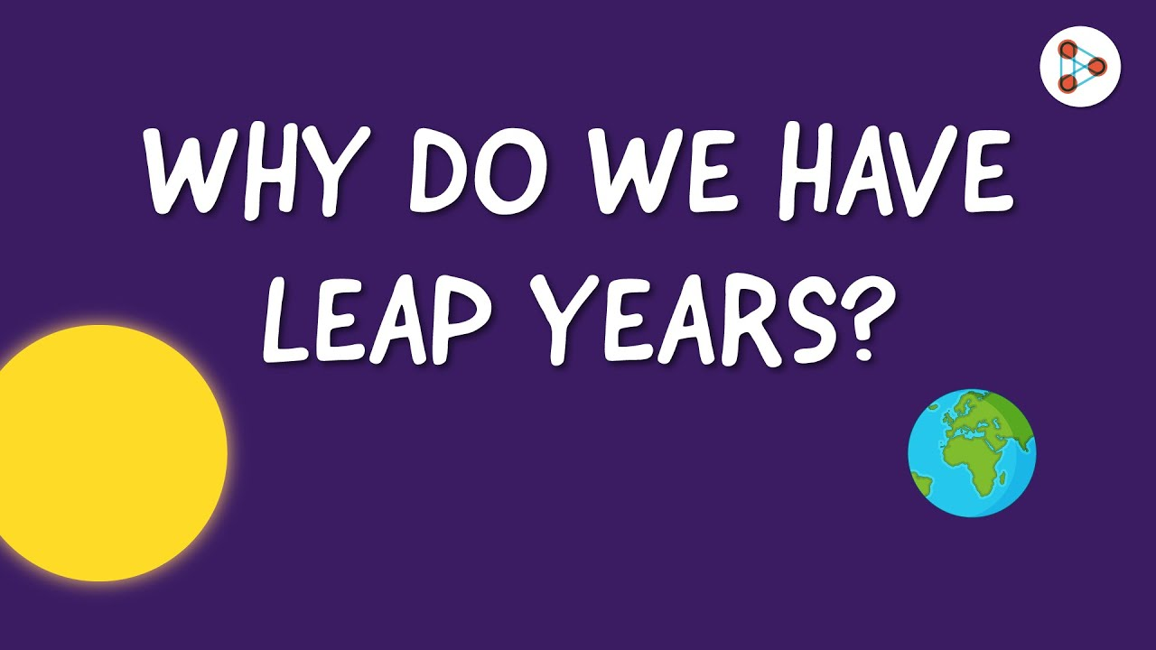 Why do we have leap years? | One Minute Bites | Don't Memorise