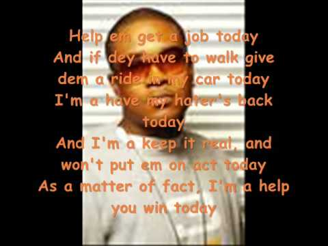 Hater Day-Canton Jones With Lyrics!!!