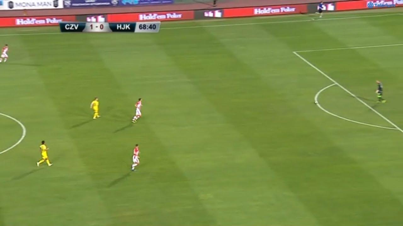 Fudbalski Klub Crvena Zvezda Hjk Helsinki 1 0 Hd Live 24