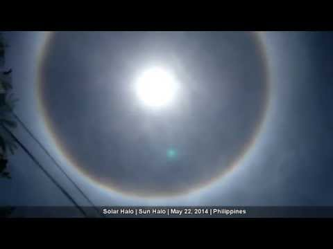 May 22, 2014 Solar Halo | Philippines