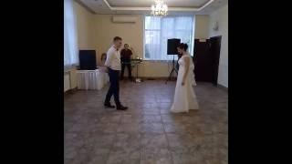Свадебный танец Вика и Максим💕