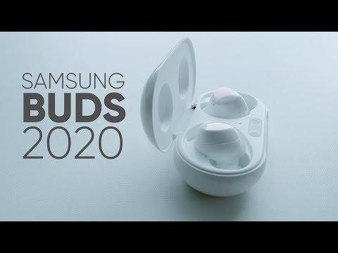 Супер-быстрый обзор  Samsung Galaxy Buds + 2  2020. Eldorado.ua