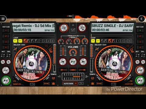 Android phone DJ App