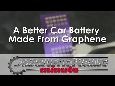 manufacturing-minute:-graphene-car-batteries