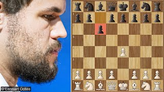 All Pawns And No Hope || Wesley So vs Carlsen || Skilling Open Knockout (2020)