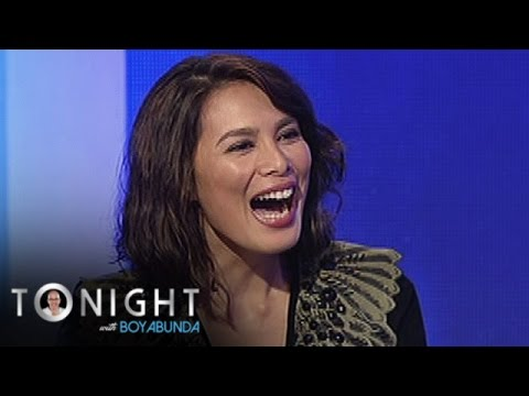 TWBA: Angel Aquino's love life