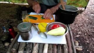 Лесная кухня ( салат от Дмитрича )